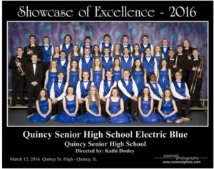 Showcase of Excellence - 25th Anniversary @ QHS (Stage,Gym, Cafeteria)