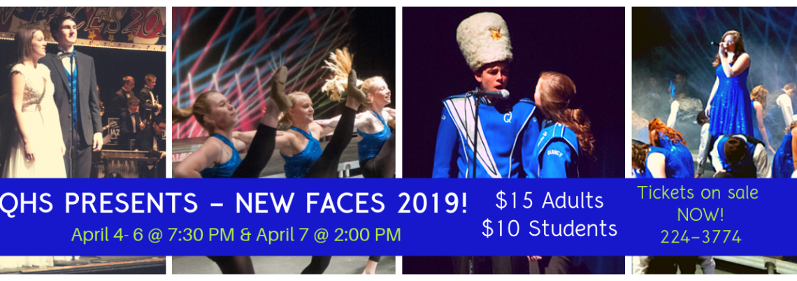New Faces 2019